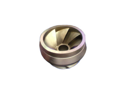 High quality investment casting stainless steel impeller