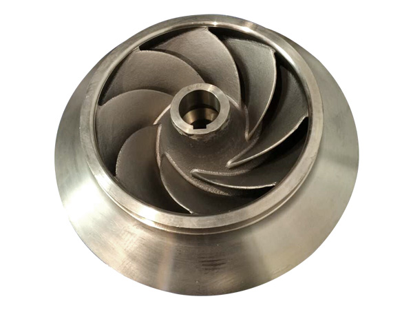 Copper Impeller