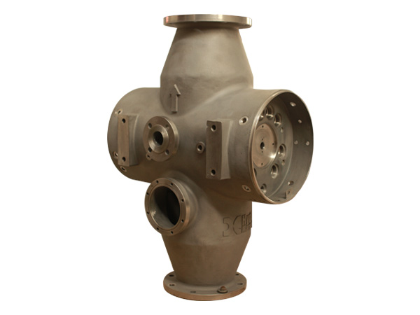 Casting Valve Parts Stainless Steel Precision Casting Control Valve
