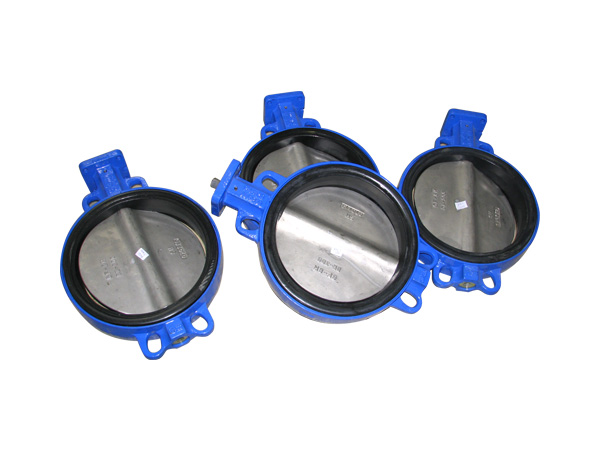 Motor operated fisher motorized concentric butterfly valve