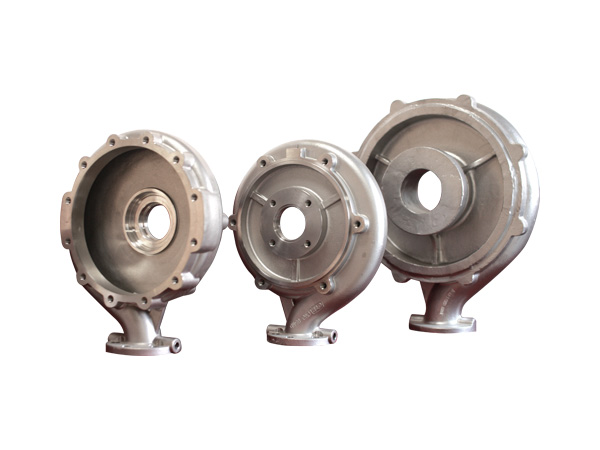 Duplex Stainless Steel Volute